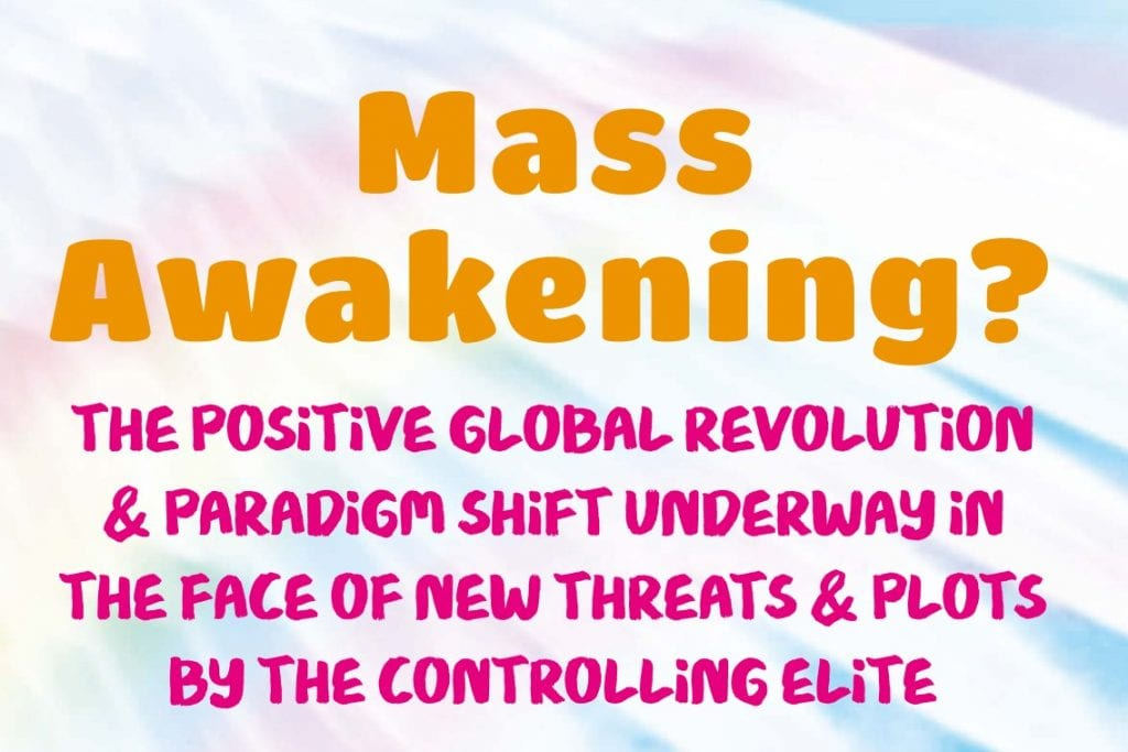 Mass Awakening New Dawn 1