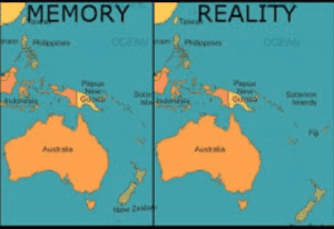 New Zealand changed place