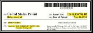 patent for the corona virus